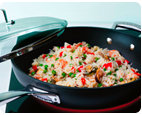 Le Creuset Store Toughened Non-Stick Items