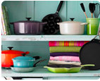 Le Creuset Store Shop by Colour