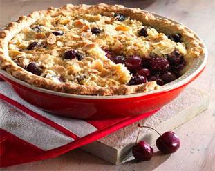 jalfrezi cherry almond crumble pie cherry and almond crumble pie