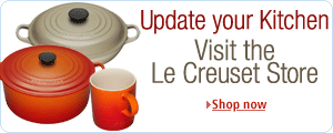 Visit the Le Creuset Store