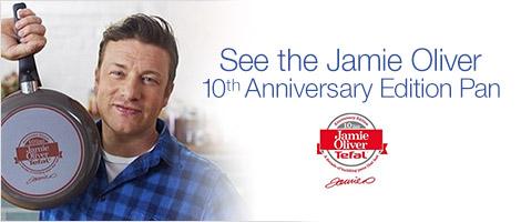 Jamie Oliver 10th Anniversary Pan