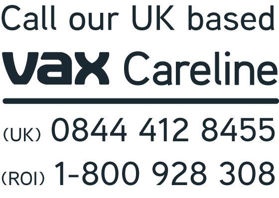 Vax Customer Services