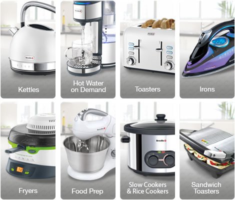 Breville products