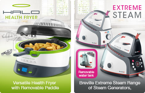 Halo Fryer-Extreme Steam