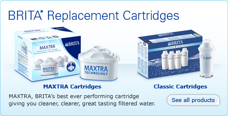 Shop Brita Replacement Cartridges
