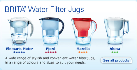 Shop Brita Water Filter Jugs