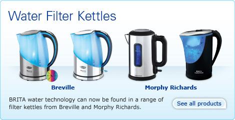 Shop Brita Water Filter Kettles