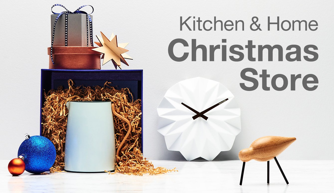 Kitchen & Home Christmas Store