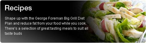George Foreman Recipes