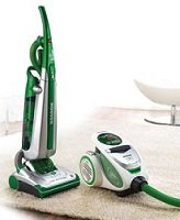 Energy efficient vacuum cleaners