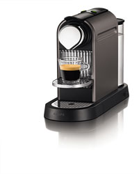The Nespresso Citiz machine