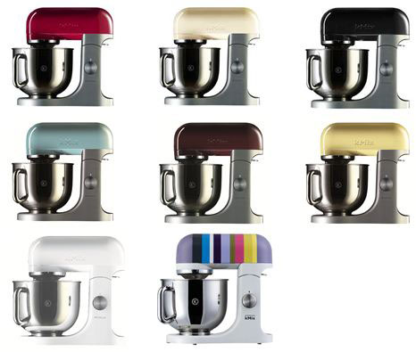  kMix stand mixers
