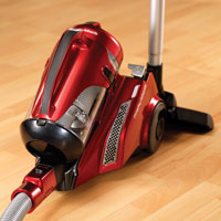 Morphy Richards 73230 Never Loses Suction Compact Bagless Cylinder Allergy Vacuum Cleaner
