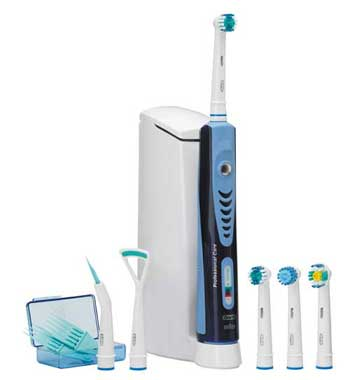 braun oral b professional care 8900 total care rechargeable toothbrush health. Black Bedroom Furniture Sets. Home Design Ideas