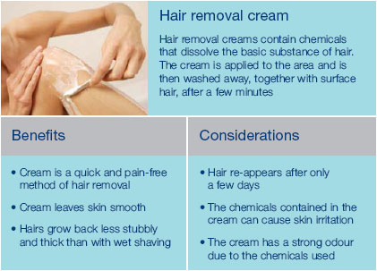 benefits of hair removal cream Scrotum hair removal - is it safe for me to use veet hair removal cream on my scrotum not recommended this can be extremely irritating and cause a burn i.