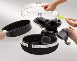 Tefal ActiFry Black Dishwasher Safe