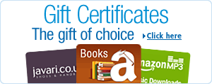 Amazon.co.uk Gift Certificates--the gift of choice, with multiple designs to choose from