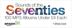 Sounds of the Seventies Under �4
