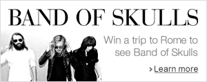 Band of Skulls Prize Draw