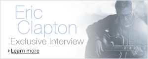Eric Clapton Exclusive Interview