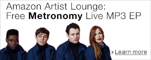 Metronomy: Amazon Artist Lounge