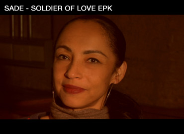 The Making Of Sade's Soldier of Love