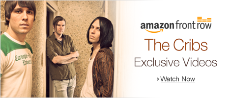 Amazon Front Row Presents The Cribs
