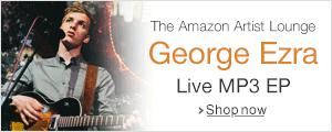 George Ezra Artist Lounge