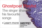 Ghostpoet shares his favourite tracks