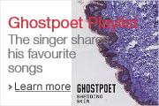 Ghostpoet shares his favourite tracks