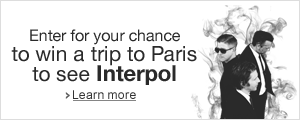 Interpol Facebook Prize Draw