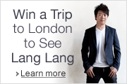 Win a Trip to London to Meet Lang Lang
