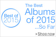 Best Albums of 2015...So Far
