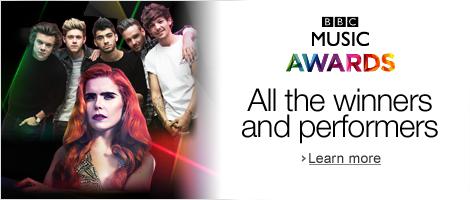 The BBC Music Awards 2014