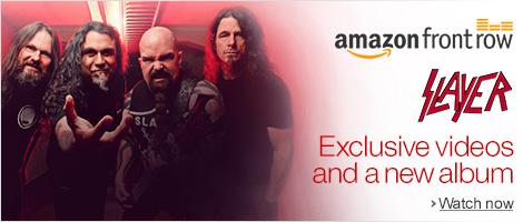 Amazon Front Row: Slayer
