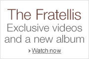 Amazon Front Row: The Fratellis
