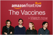 Amazon Front Row: The Vaccines Interview