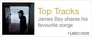James Bay Playlist