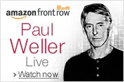 Amazon Front Row: Paul Weller