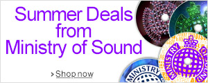 Ministry of Sound Summer Deals