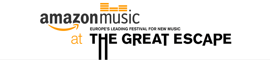 Amazon Music at The Great Escape