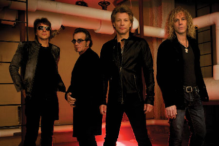 Win a VIP Package to See Bon Jovi Live