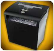Fellowes P-48C Cross Cut Shredder