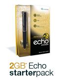 2GB Echo StarterPack Box