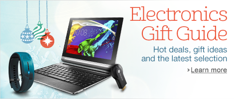 The Electronics Gift Guide