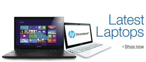 Latest Laptops--Shop Now