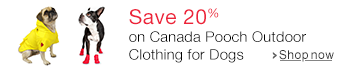 Canada-Pooch