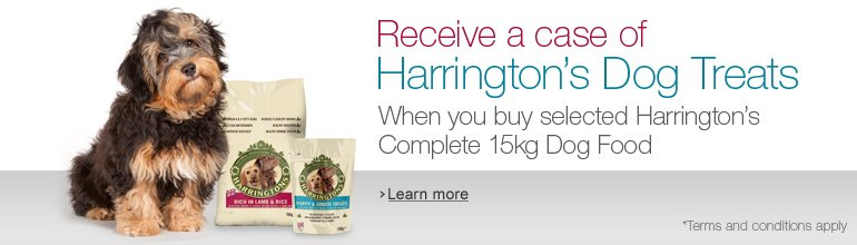 Harringtons-Promo