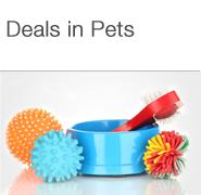 Deals in Pets