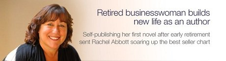 Retired businesswoman builds new life as author